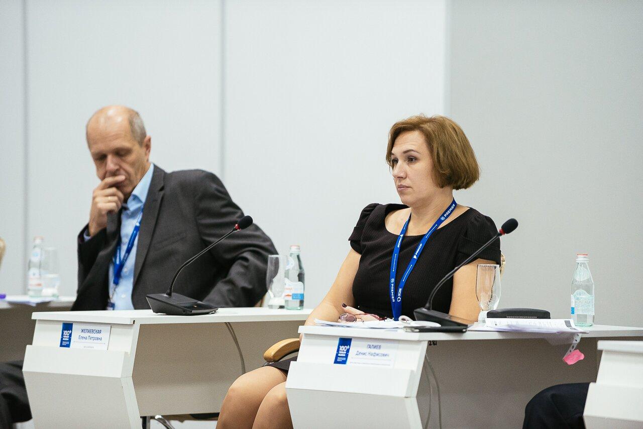 Елена Желаевская и Сергей Кельцев